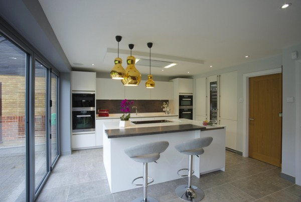 Mr Murphy | SieMatic Kitchen | Bell of Northampton