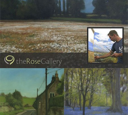 The Rose Gallery - Lee Burrows Demonstration | Saturday 18th April
