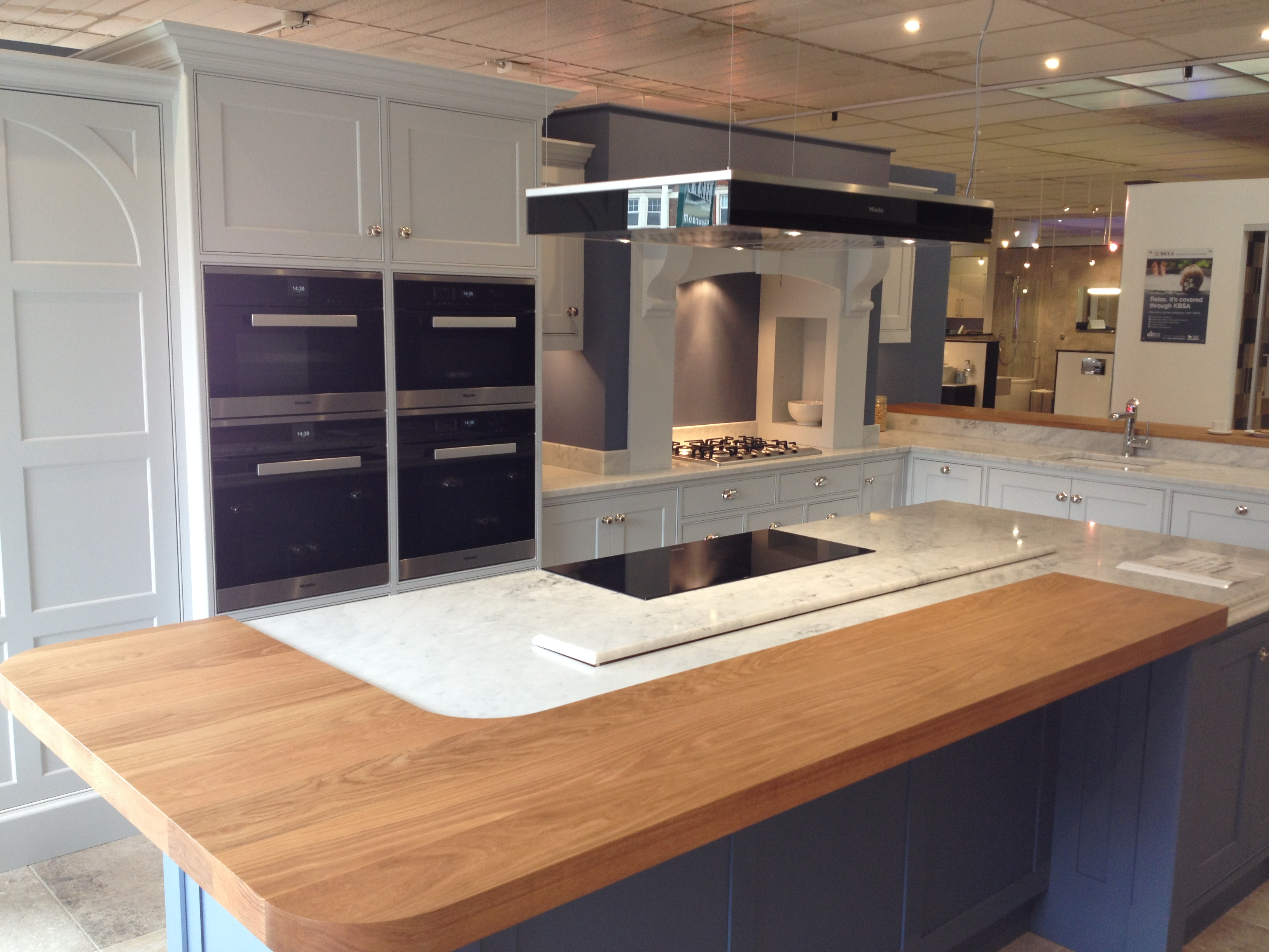Miele Cook Demo | 18th April 15 | Nicholas Bell Kitchens | Bell, Northampton