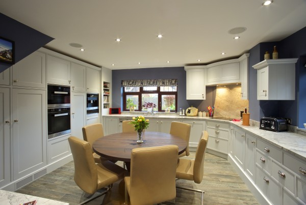 Nicholas Bell Handmade Bespoke Kitchen from Bell, Northampton
