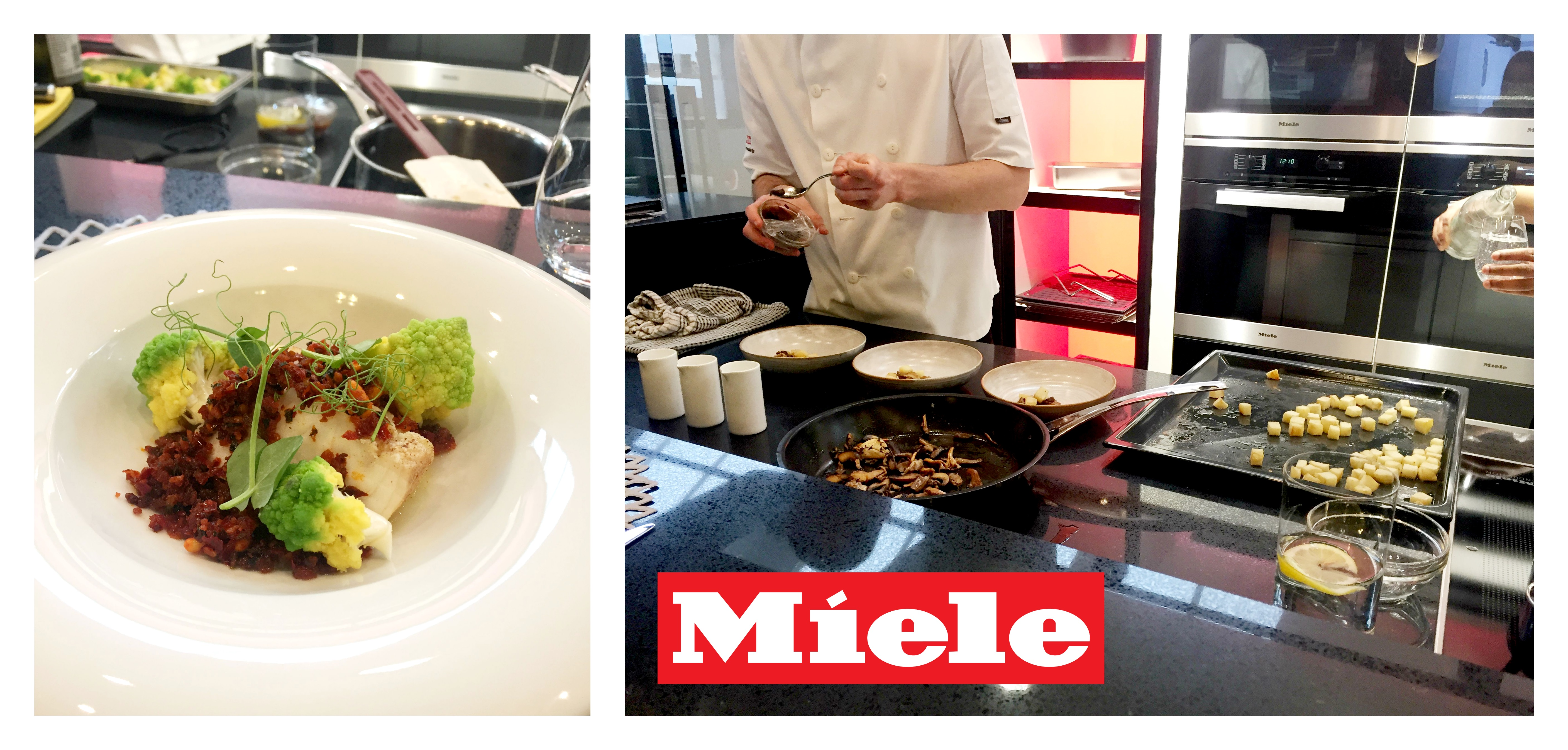 Miele Experience Centre The Beauty Type Bell Kitchen Design