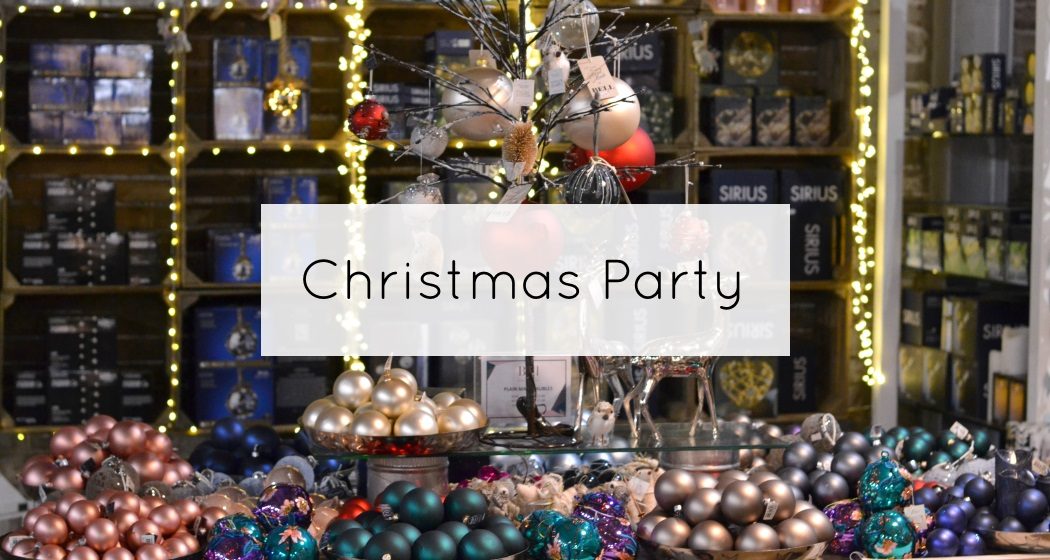 Christmas Party November 14th 2018