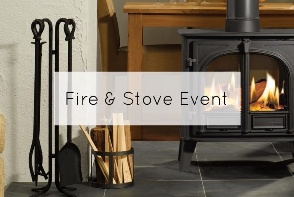 Fire and Stove Event 19th - 22nd September 2018 Exclusive Offers