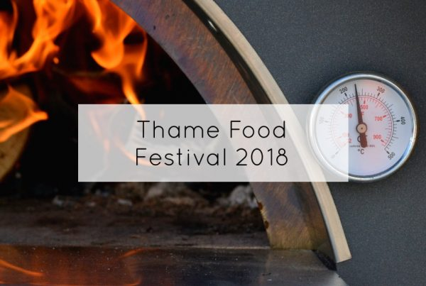 Thame Food Festival 2018 Pizza Workshops Cocktails Tasters Clementi