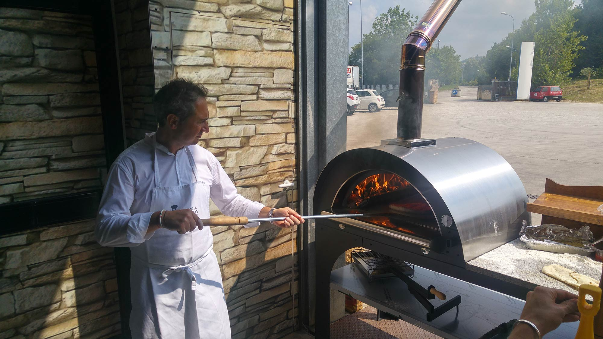 Clementi Pizza Oven