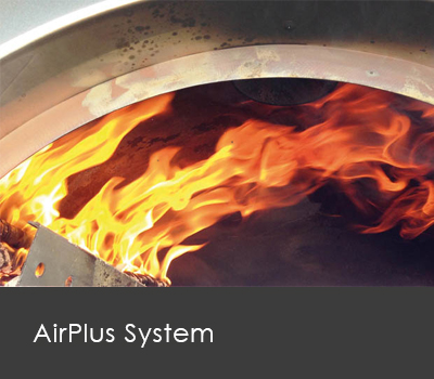 Clementi Pizza Oven AirPlus