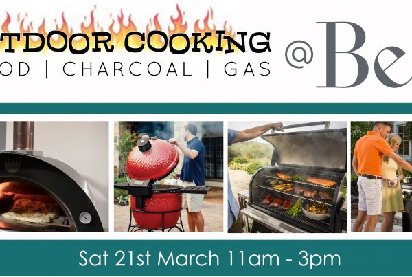 outdoor cooking flames sat 21st march, 11am til 3pm