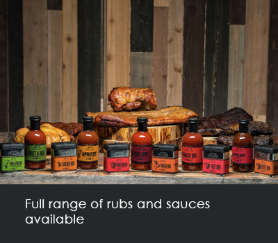 Rubs and sauces