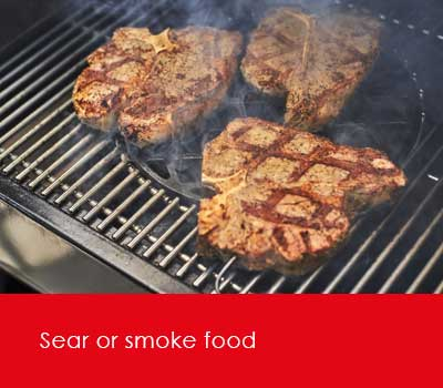 Smoke or Sear