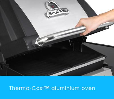 Aluminium cookbox