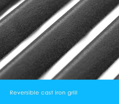 Cast iron grills