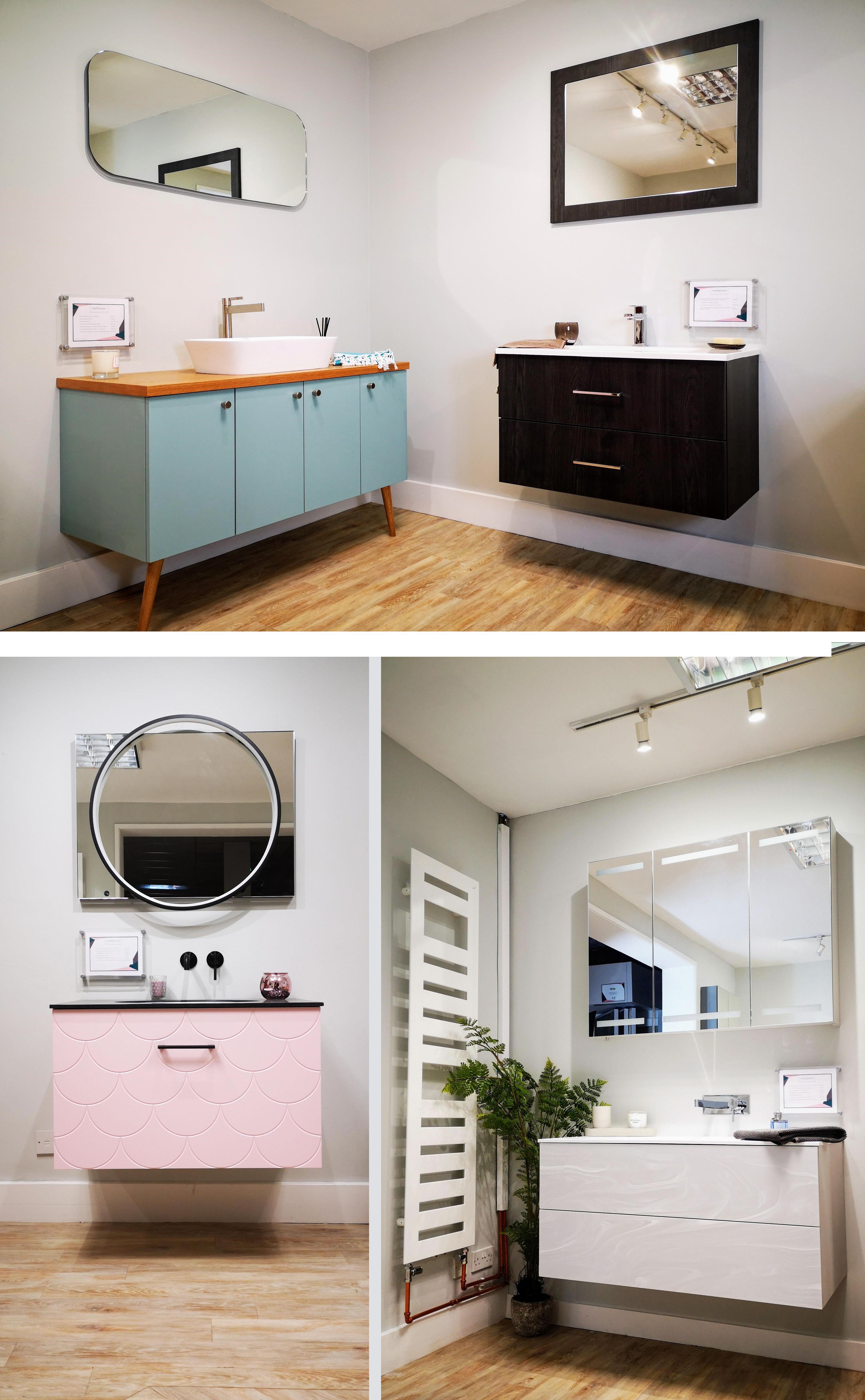 Vanity Hall bathroom furniture