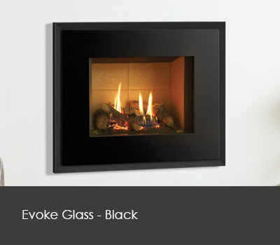 Evoke Black Glass