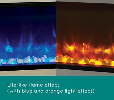 Flame options