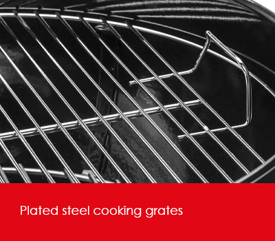 stainless grates