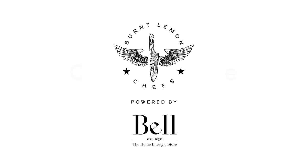 Burnt Lemon Bell Logo