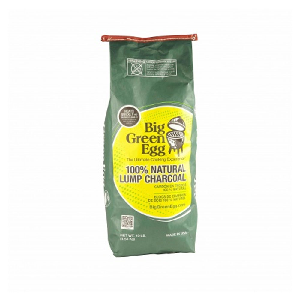 An image of Big Green Egg 100% Organic Lump Charcoal Small
