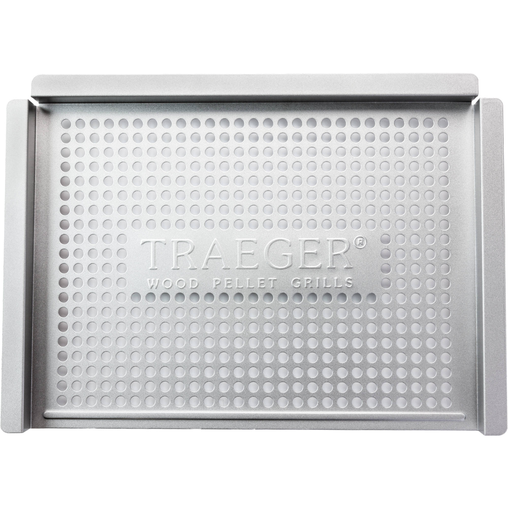 An image of Traeger Cooking Accessories - Stainless Grill Basket