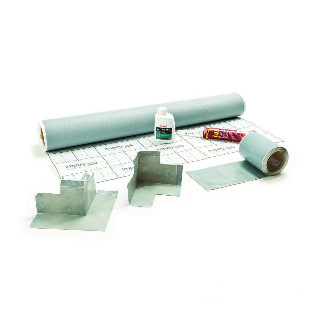 An image of Impey WaterGuard Floor Kit - 10m