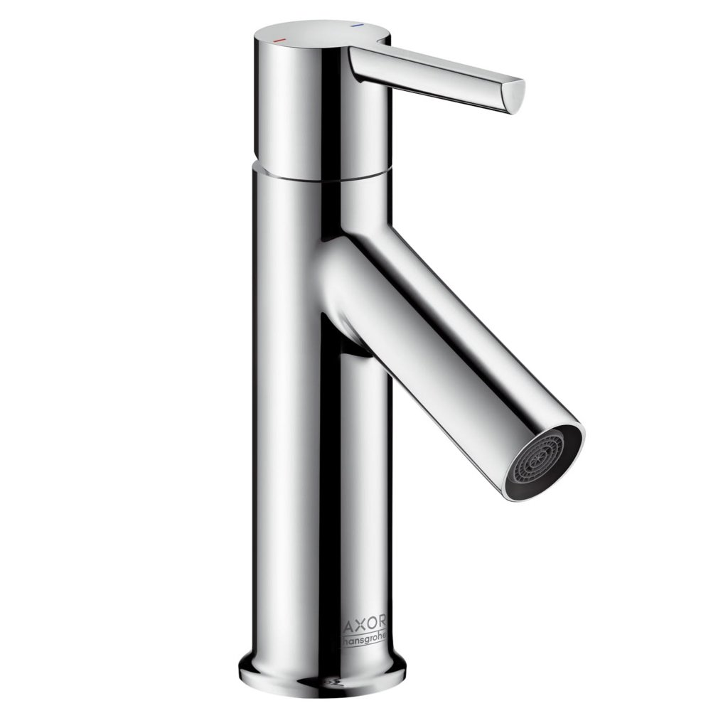 Axor Starck Single lever Basin Mixer 80 With Pop-Up Waste