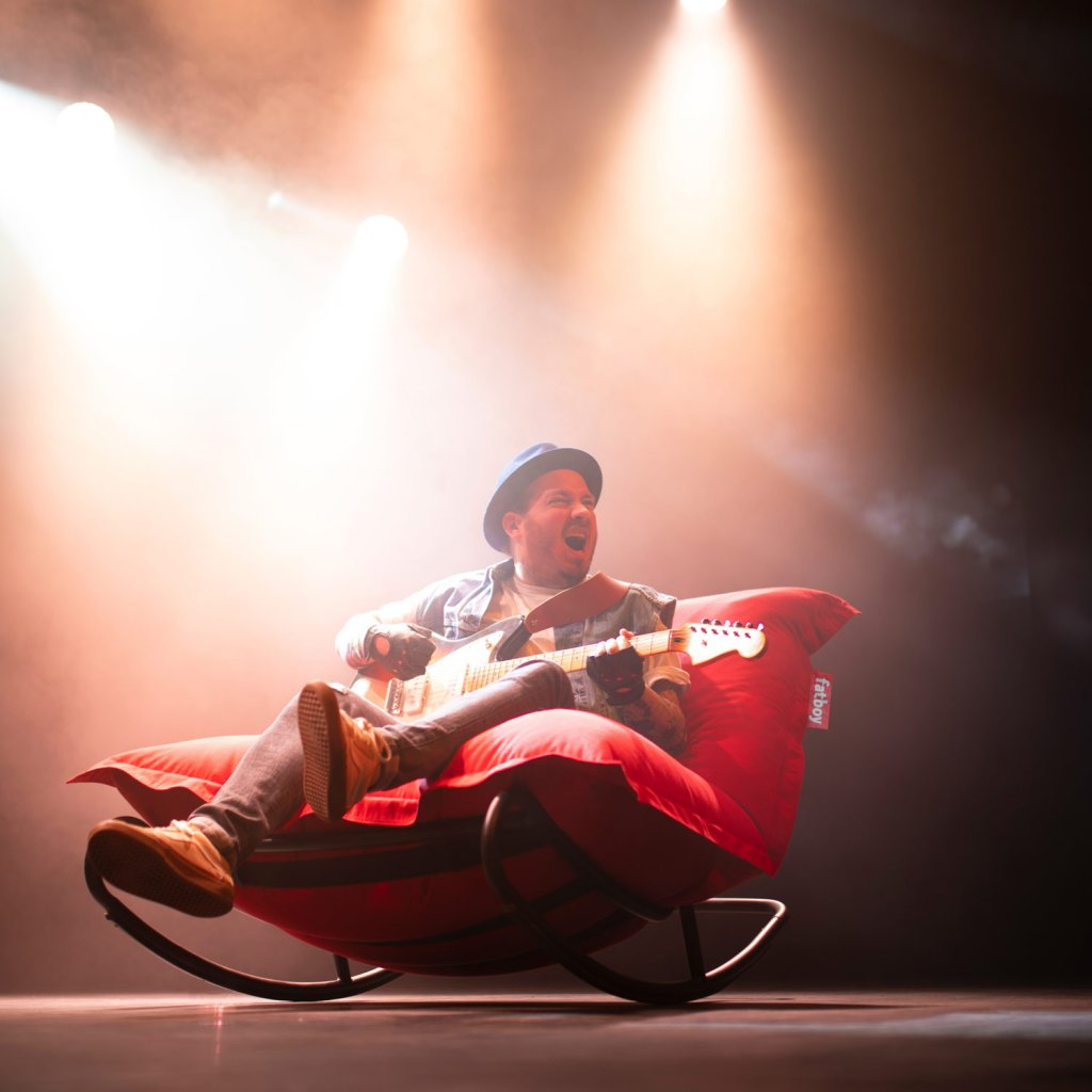 Fatboy Rock 'n' Roll Rocking Chair - The Perfect Accompaniment to your Fatboy Bean Bag!