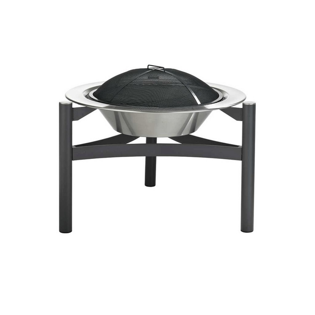 Product no. 110 102 Stainless Steel Lid Designed to fit for Bonfire 9000 Dancook 110102 72x0.6x72 cm
