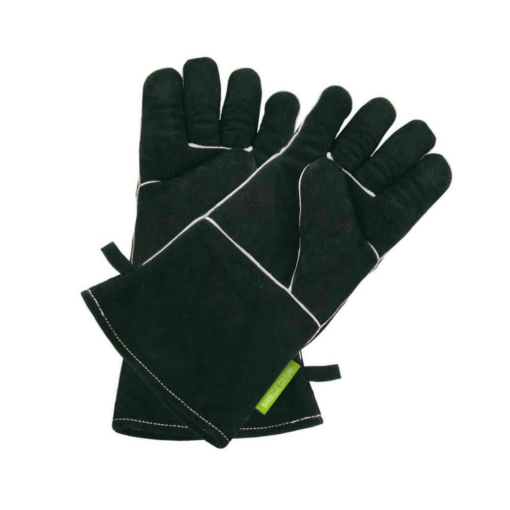 Outdoor Chef Leather Gloves