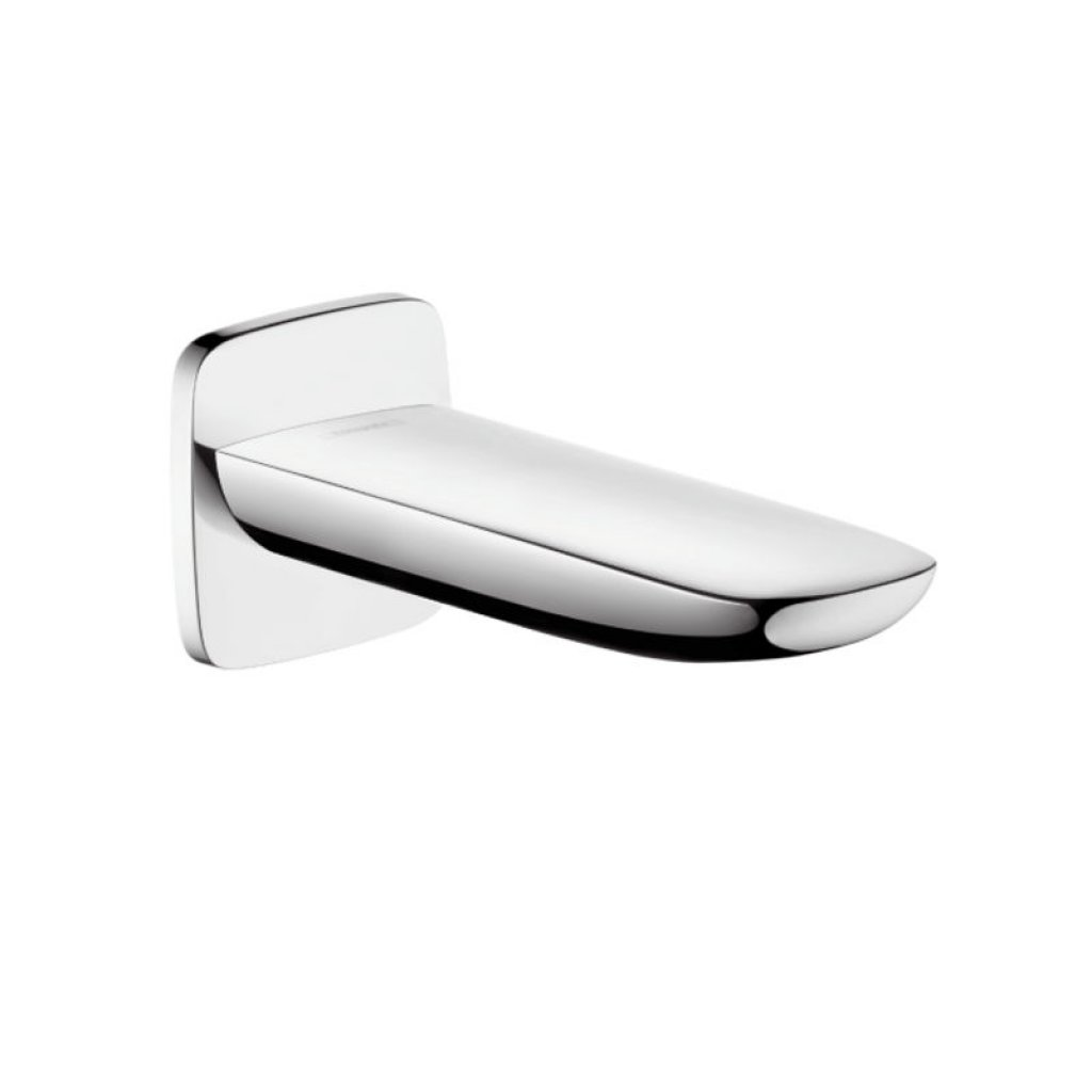 Hansgrohe PuraVida Wall Mounted Bath Spout