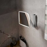 Keuco Mirrors - iLook_move Cosmetic Mirror With Rocker Switch - Square