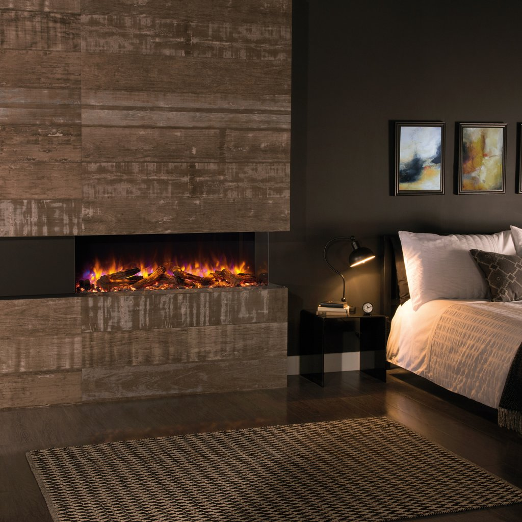 Gazco Skope 110W Electric Outset Fire
