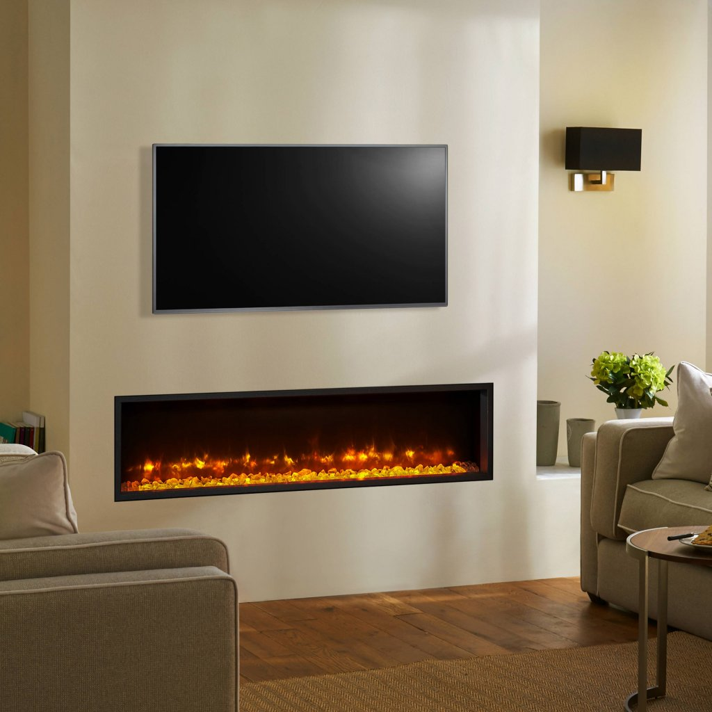 Gazco Radiance 135R Inset Electric Fire