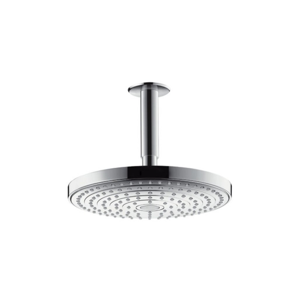 Hansgrohe Raindance Select S 240 2jet Overhead Ceiling Mounted Shower