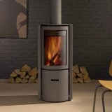 Stuv Stoves - Stuv 30 Compact Low Wood Burning Stove