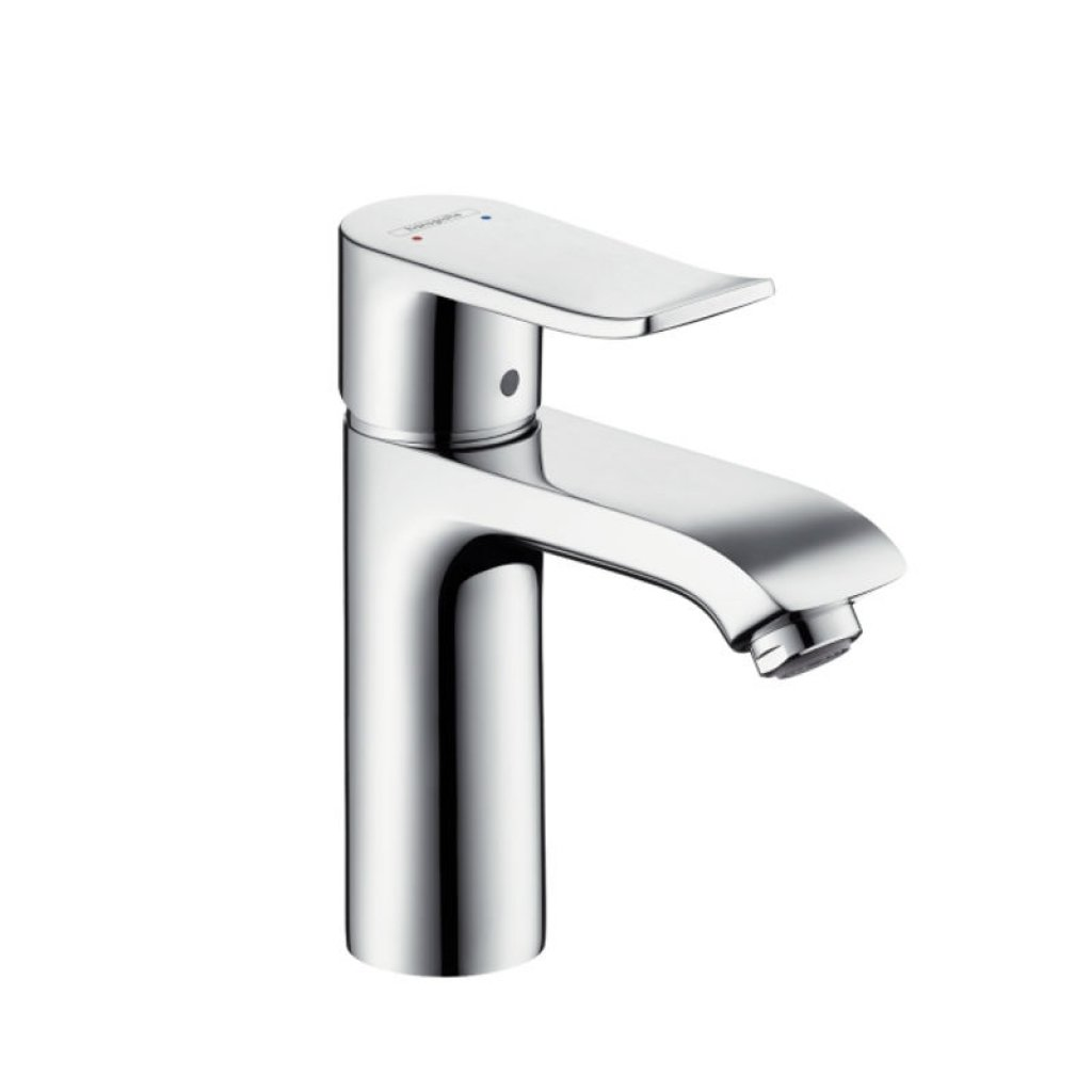 Hansgrohe Metris Single Lever Mixer For Standard Basins 116mm Spout