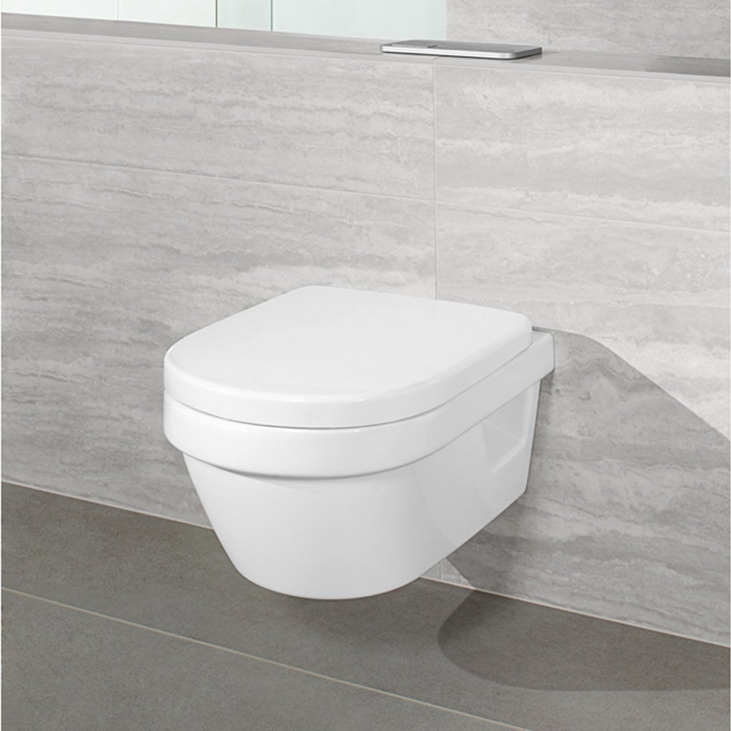 Villeroy & Boch Architectura Rimless, Wall Hung WC