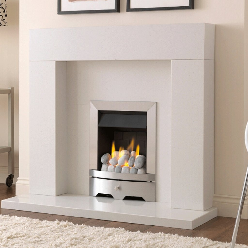 Valor Seattle Slimline Inset Gas Fire - Natural Gas