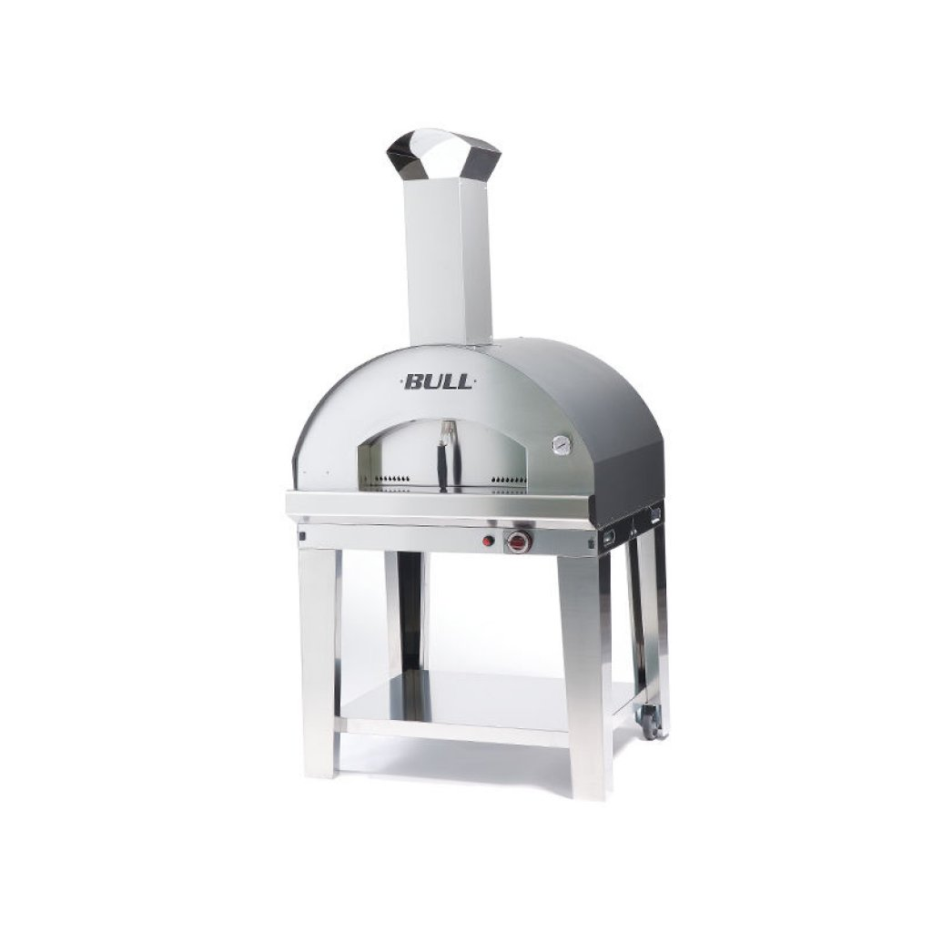 Bull BBQs - Bull Extra Large Pizza Oven & Cart - Gas Fuelled