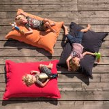 Fatboy Junior Bean Bag - For Indoor Use, Water & Dirt Repellent