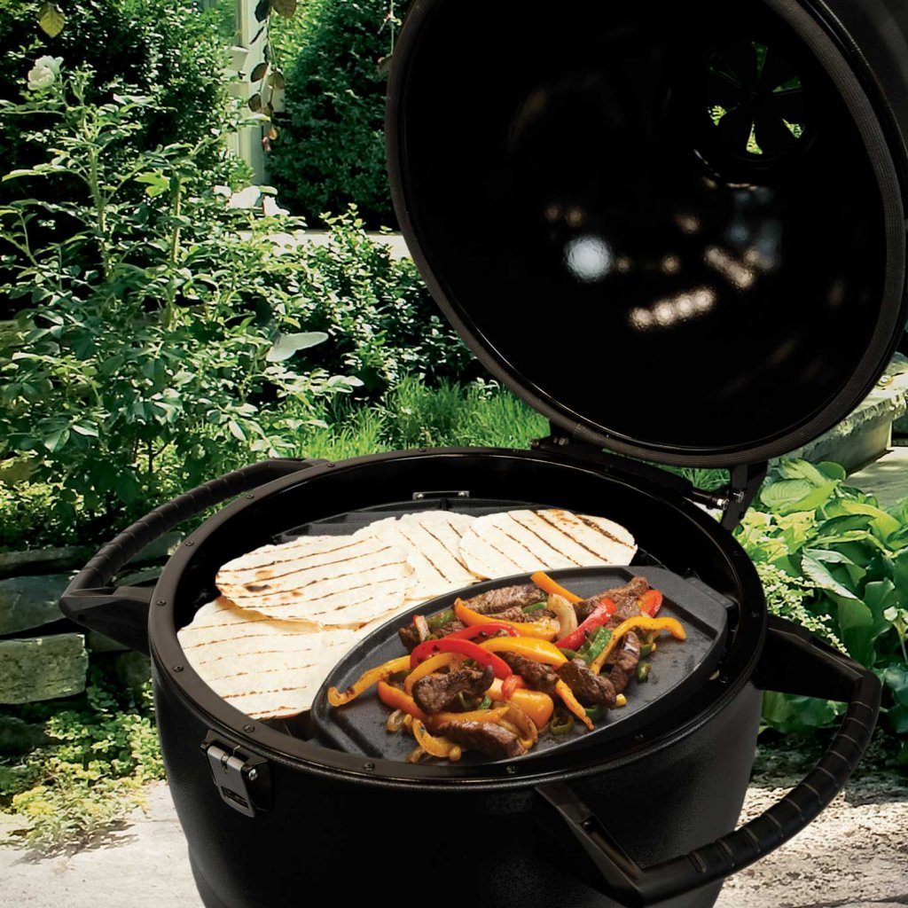 Broil King Keg 2000 Charcoal BBQ Grill - FREE COVER OFFER