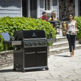 Broil King Baron 590 Gas BBQ - Includes Side Burner & Rotisserie