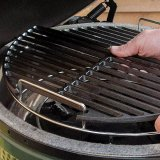 Big Green Egg XL Cast Iron Half Grid for EGGspander system