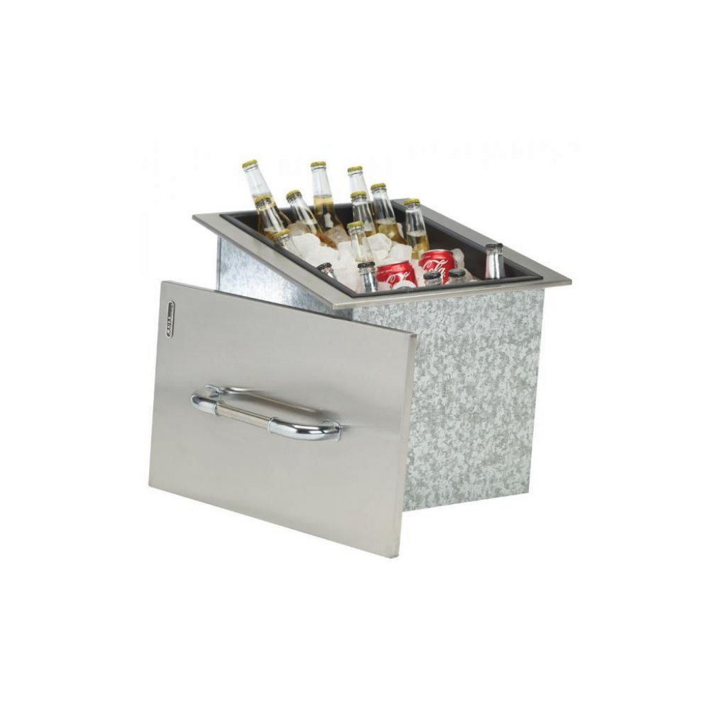 Bull Ice Chest With Cover & Drain