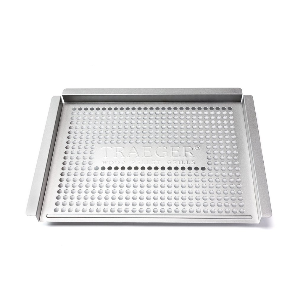 Traeger Cooking Accessories - Stainless Grilling Basket