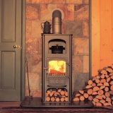 Clearview Pioneer Multi Fuel Oven Stove