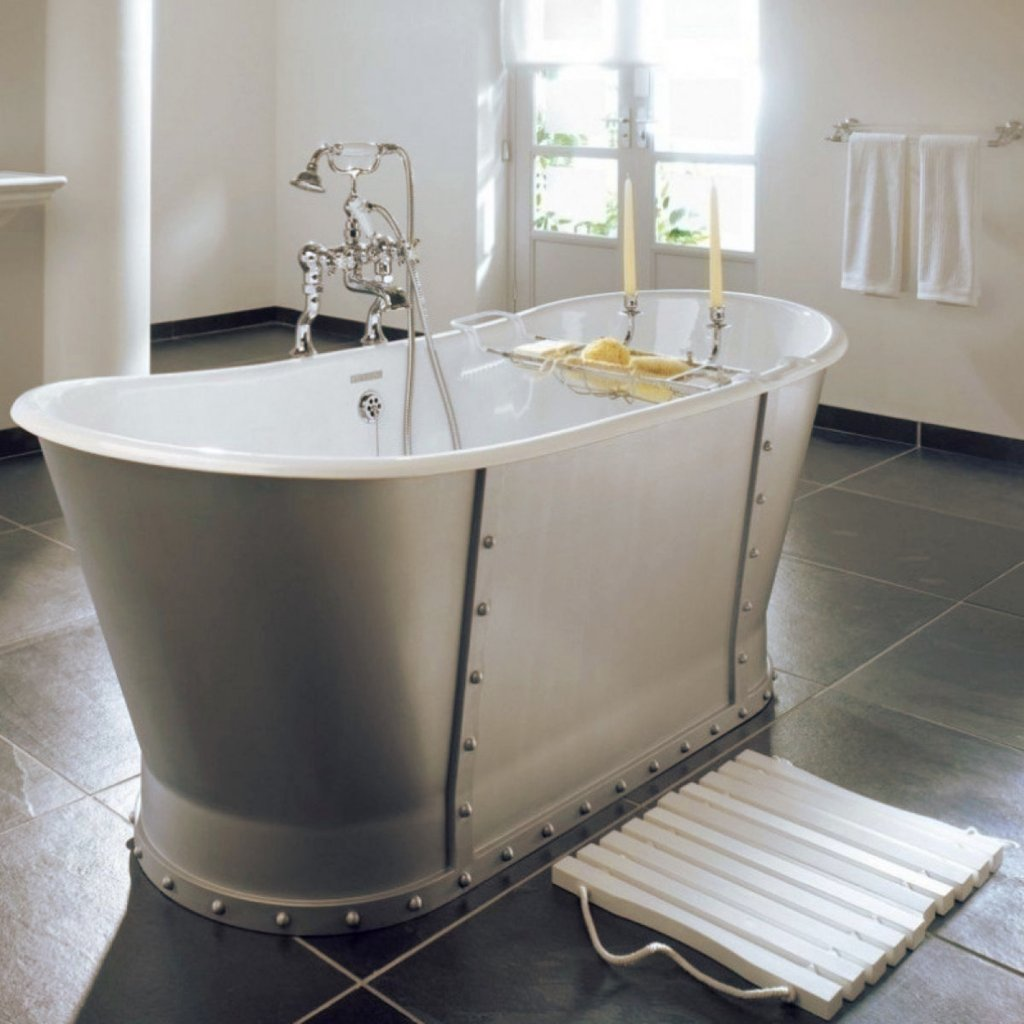 Imperial Baglioni Cast Iron Free Standing Bath