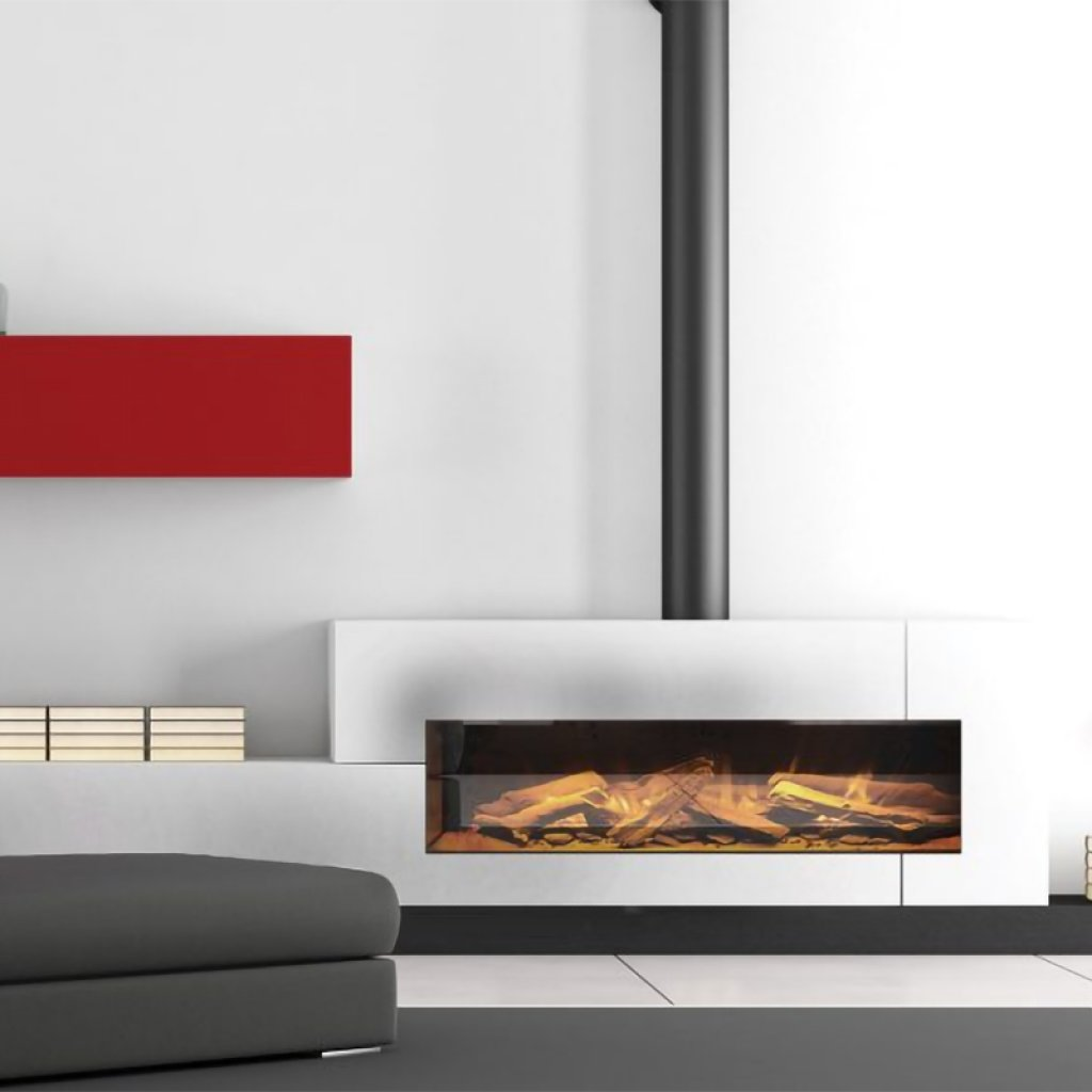 Evonic E1000GF Inset Electric Fire