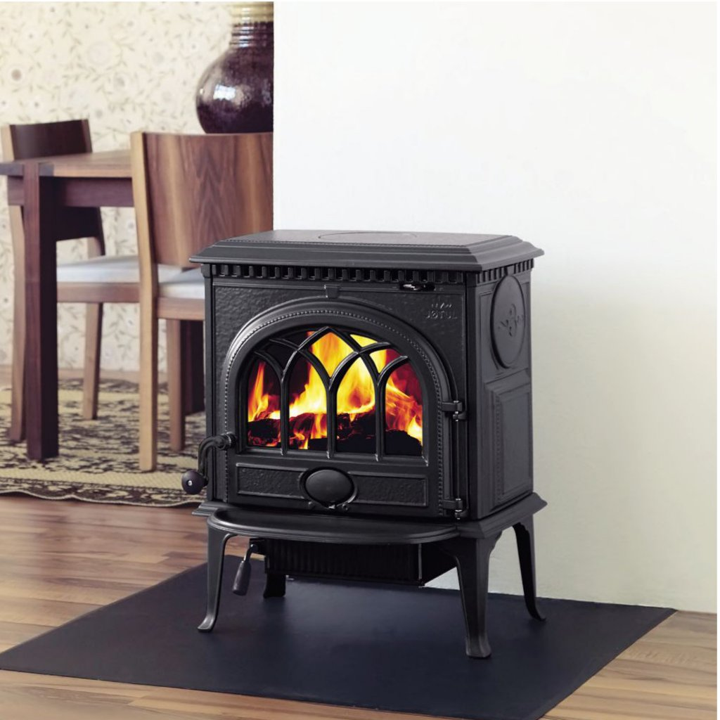 Jotul F3 Wood Burning Stove With Airwash System & 25 Year Guarantee