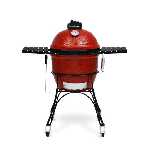 Kamado Joe Classic Charcoal BBQ Grill Smoker - Free Bag of Charcoal Offer
