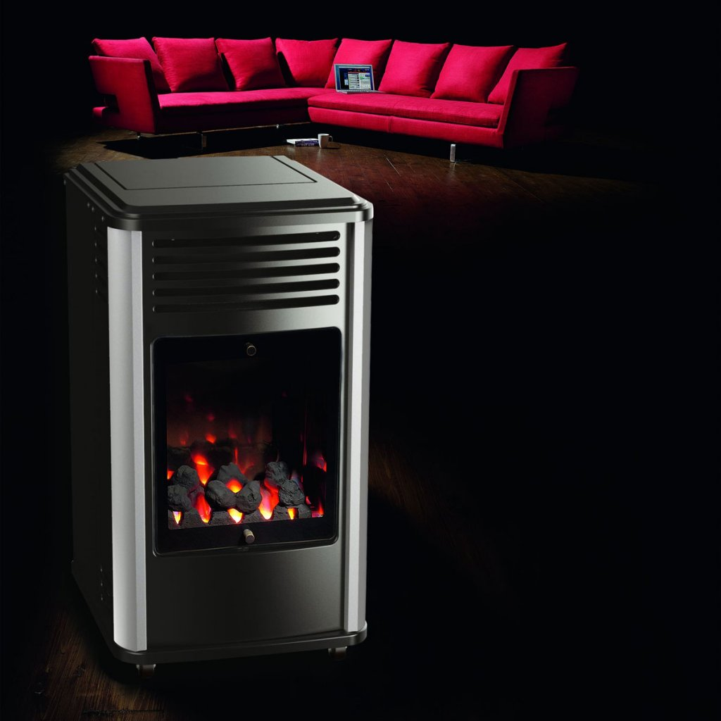 Manhattan Portable Gas Heater - LPG
