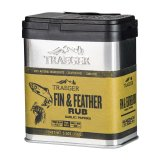 Traeger Rubs & Sauces - Fin & Feather Rub
